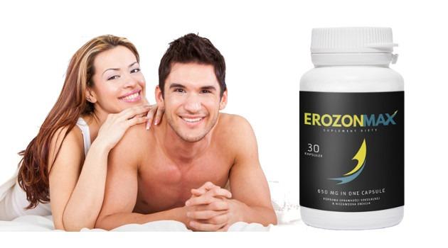 Erozon Max funciona, dosis, ingredientes