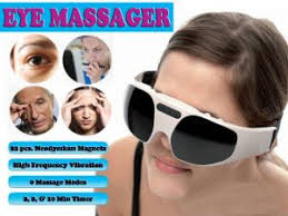 Eye Massager Ingredientes, composicion