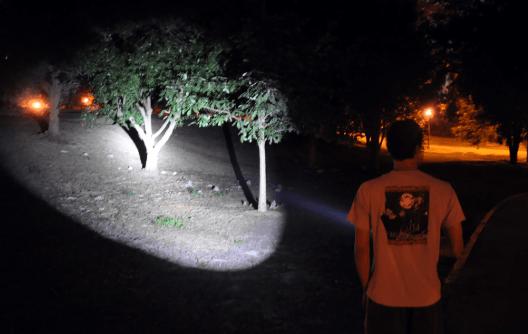 Linterna Lumify x9 como funciona? Caracteristicas