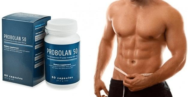 Probolan 50 capsules, ingredientes - funciona?