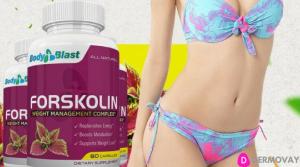 Forskolin Body Blast propiedades, ingredientes. ¿Tiene efectos secundarios?