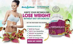 Forskolin Body Blast qué es y cómo funciona?