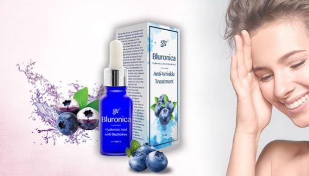 Bluronica Ingredientes. ¿Tiene efectos secundarios?