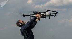 Tactical Drone características, test