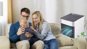 Como Fresh-R humidificador de aire, dispositivo - funciona?