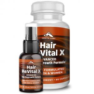 Hair Revital X - Guía Completa 2019 - opiniones, foro, precio, ingredientes - funciona? España - mercadona