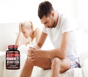 Para que sirve Maximum Power XL capsulas, potenciador masculino - efectos secundarios