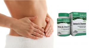 Detox&Cleanse cápsulas, ingredientes, cómo tomarlo, como funciona, efectos secundarios